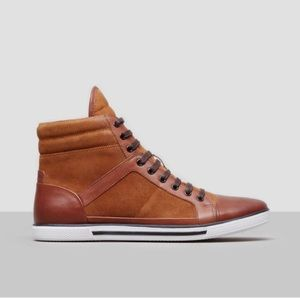 Kenneth Cole Sun-Down high top sneaker